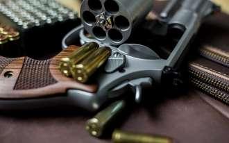 s-w revolver