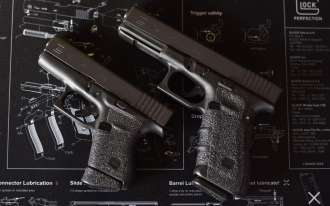 glock shooting package